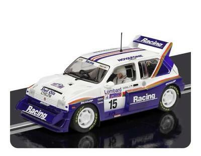 Scalextric Slot Car MG Metro 6R4 C3408