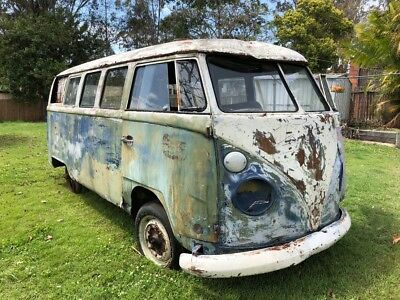 kombi split screen 1967 Microbus last of the splitty's