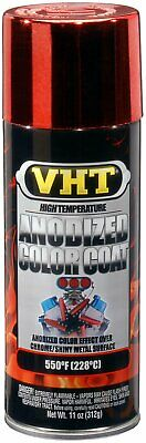 Duplicolor MC200 Red Paint  Metal Cast Anodized Coating 11 Oz. High Temp