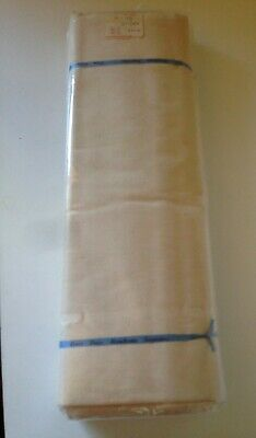 Vintage Calico Sheets Pure Cotton Double Set Antique Linen Press Manchester #2