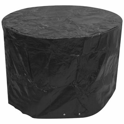 Small Round Outdoor Garden Patio Furniture Set Cover 1.42m x 0.96m / 4.7ft x 3.