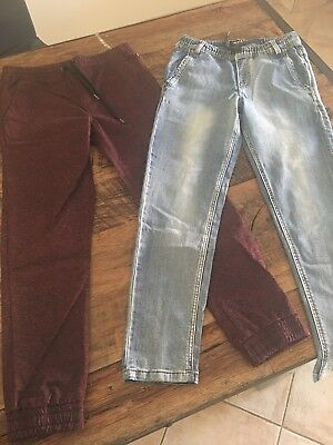 Boys Industrie Pants Size 10 Two items, like new