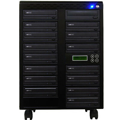 ProDuplicator 1-15 Multiple M-Disc Burner CD DVD Duplicator - Dual Layer Copier