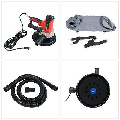 Electric Vacuum Sander Variable Speed Handheld Light Weight Heavy Duty Durable