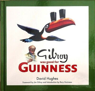 Gilroy was good for Guinness book. fab lost proof artwork, author signed