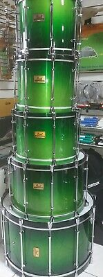 Pearl Bass Drum And Tenors