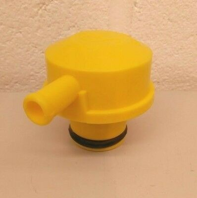 Ford 1.6 2.0 Pinto Ohc Oil Filler Cap With Breather Pipe Vent