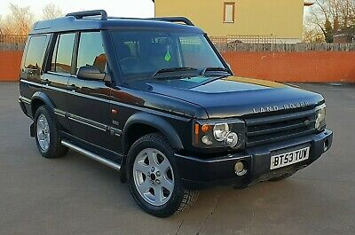 2003 Land Rover Discovery 2 Td5 Metropolis 7 Seater