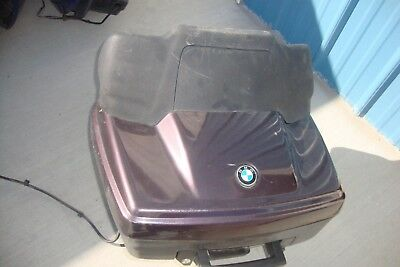 1995 BMW K1100 LT K1100LT K 1100 ABS Rear Back Luggage Trunk Bag Box Compartment