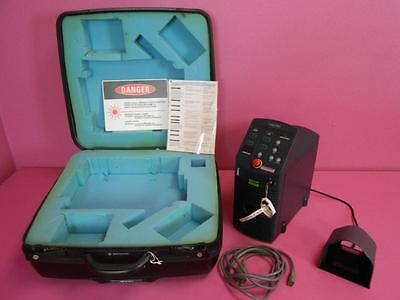 Indigo 830e Surgical Laser w Footswitch Prostate invasive removal urology