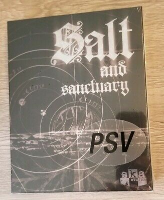 Salt And Sanctuary Collectors Edition PS Vita Limited Run Games #167 New/Sealed