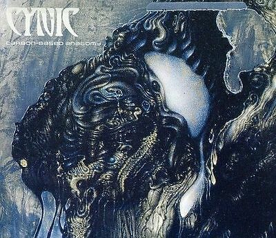 Carbon-Based Anatomy/Re-Traced CYNIC 2 CD SET ( FREE SHIPPING)
