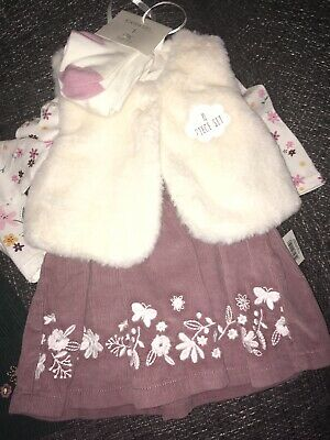baby girl clothes 0-3 months bundle new