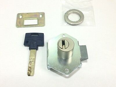 mul-t-lock heavy duty drawer latch lock with cylinder and service key,locksmith