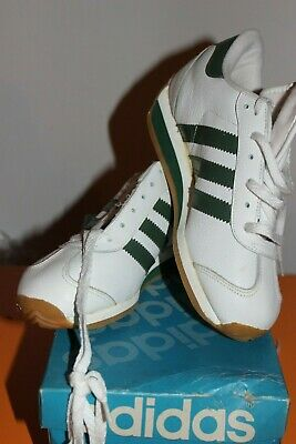 ADIDAS vintage deadstock  shoes Berlin Rom Vienna Never worn 70's 80'S country