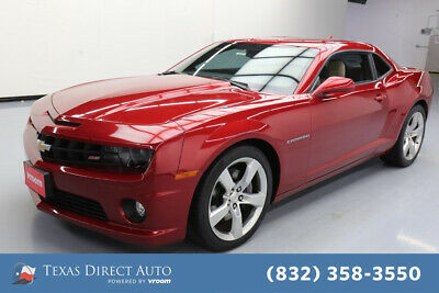 2012 Chevrolet Camaro 2SS Texas Direct Auto 2012 2SS Used 6.2L V8 16V Automatic RWD Coupe Premium OnStar