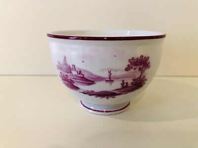 Hochst Hand-Painted Porcelain Raspberry Covered Jar Bottom Only Made Germany New