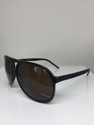 a604b8c3c271 New Authentic Christian Dior Dior Homme Black Tie 88 S Sunglasses C. Shiny  Brown
