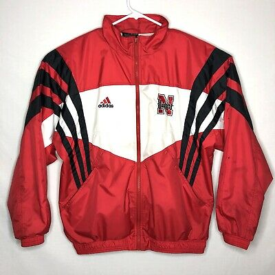 1898d67f0646a Top 10 Punto Medio Noticias | Adidas Red White And Black Jacket