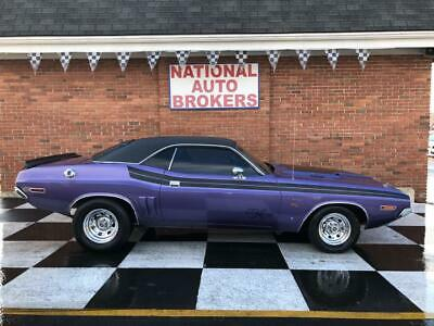 1971 Dodge Challenger RT Tribute 1971 Dodge Challanger RT Tribute Rust Free With A 340 V8 And Ice Cold Air Cond!