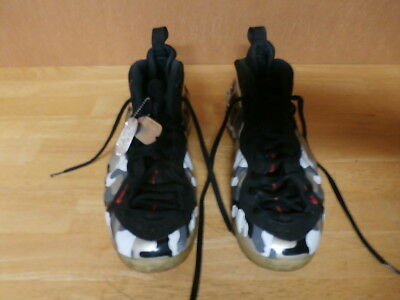 sale retailer 6fe0e 9adde Nike Air Foamposite One- Prm Fighter Jet -Vg Cond. Camo.- Size