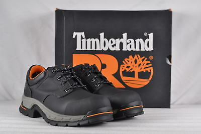 117bc37cd2a MEN'S TIMBERLAND PRO Stockdale Grip Max Alloy Toe Boots Black 12W