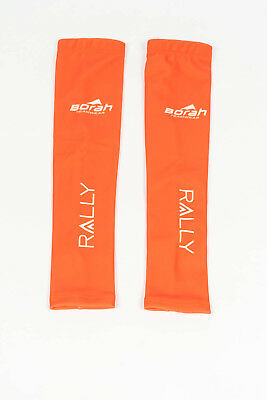 New 2017 Men/'s Borah Teamwear Rally Pro Cycling Leg Warmers Black Size XS