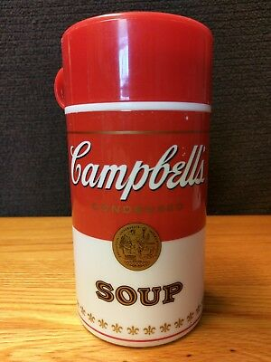 Campbell's Condensed Soup Can-Tainer Thermos 1998