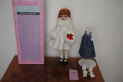 Robert Tonner Doll Betsy McCall Child Jane Club