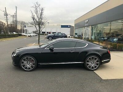 2013 Bentley Continental GT SPEED 2013 BENTLEY CONTINENTAL GT SPEED W12 AWD Super low mileage