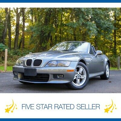 2001 BMW Z3 Convertible Super Low 40K mi Serviced Texas Car! 2001 BMW Z3 Roadster Convertible Super Low 40K mi Serviced Texas Car!