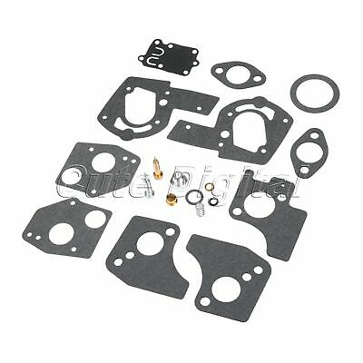 Lawnmower Carburetor Carb Kit For Briggs & Stratton 495606 494624 Replacement 1X