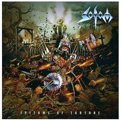 Epitome of Torture SODOM CD ( FREE SHIPPING)