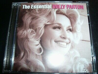 Dolly Parton The Essential Best of Greatest Hits (Australia) 2 CD - Like New