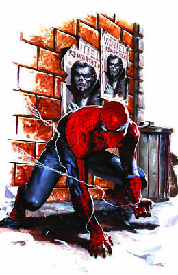 Friendly Neighborhood Spider-Man 1 Gabriele Dell'otto Virgin Variant Amazing Nm