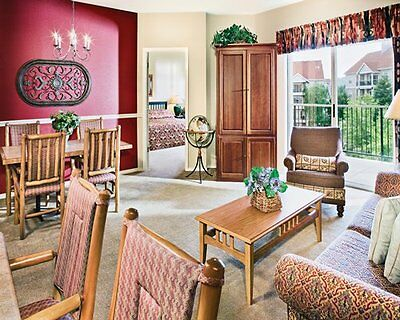 Wyndham Branson Meadows Large 2 Bedroom Deluxe July 18-23