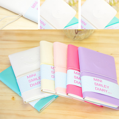 Mini Paper Notebook Pocket Notepad Memo Blank Note Diary Travel Planner Note Pad