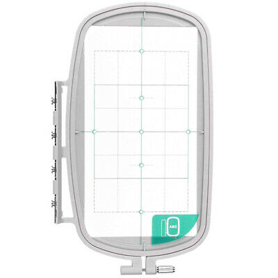 EF71 Large Brother Sewing Machine Embroidery Hoop - 17cm X 10cm (SA434)