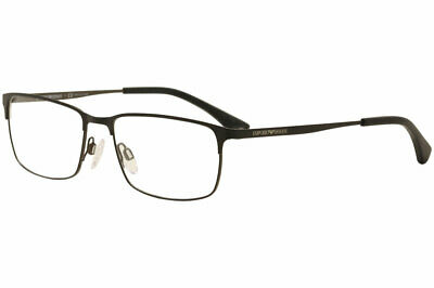 5e3ddf0c4b1 Emporio Armani Eyeglasses EA1042 EA 1042 3127 Black Brown Optical Frame 55mm