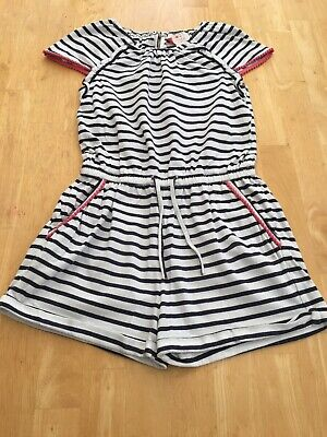 Fat Face Playsuit Size 6-7 Years