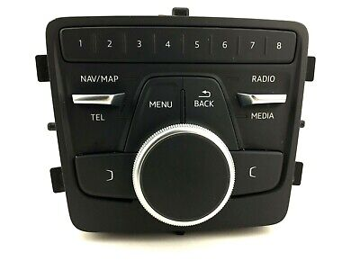 Audi A4 A5 B9 F5 MMI MIB Multimedia Radio Navigation Head Unit 8W0919614N