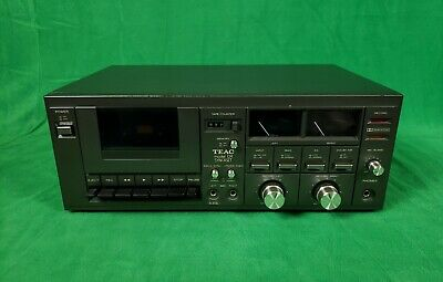 Teac Model 124 Syncaset Cassette Recorder/Player