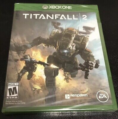 Xbox One Titanfall 2 *** Brand New & Factory Sealed *** Microsoft Xb1 Game