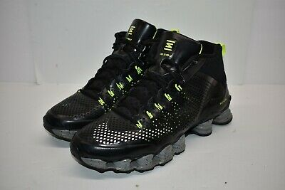 info for 999e5 40881 Nike Shox Tlx Mid Sp Nike Lab Black-Reflective Silver-Volt Sz 12