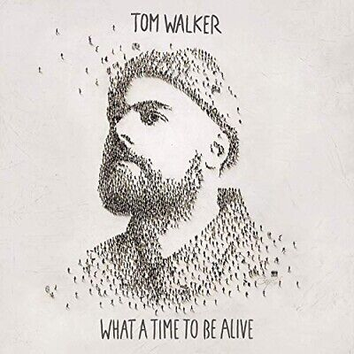 Tom Walker - What A Time To Be Alive - New Blue Vinyl Lp (Indies Only)