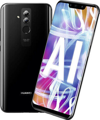 Huawei Mate 20 Lite Single Sim Black, TOP Zustand