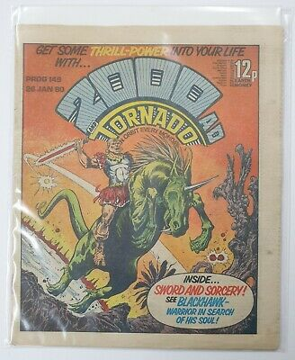 2000AD Prog #149 - January 1980 - 1st Judge Death - Back Issue