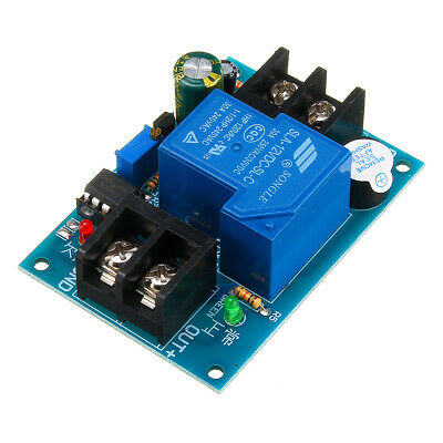 Universal 12V Battery Anti-discharge Controller with Delay Anti-over-