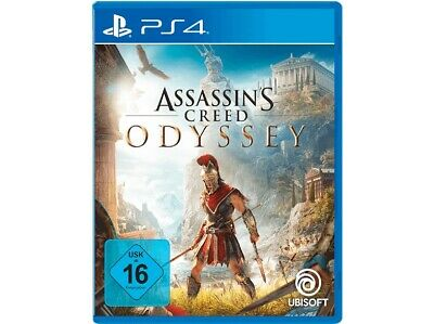 Assassin's Creed: Odyssey - PS4 - Standard Edition (Sony PlayStation 4, 2018)