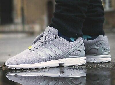 new style 01b7f 9c607 Adidas Originals Mens Zx Flux Very Big Sizes Trainers